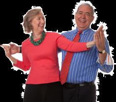 Eric and Sandra Page Billman